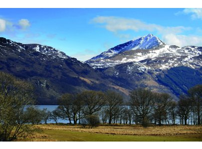 Ben Lomond from Inveruglas